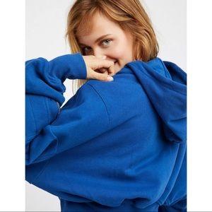 Free People Sweaters - Free People Over Easy Zip Up Hoodie